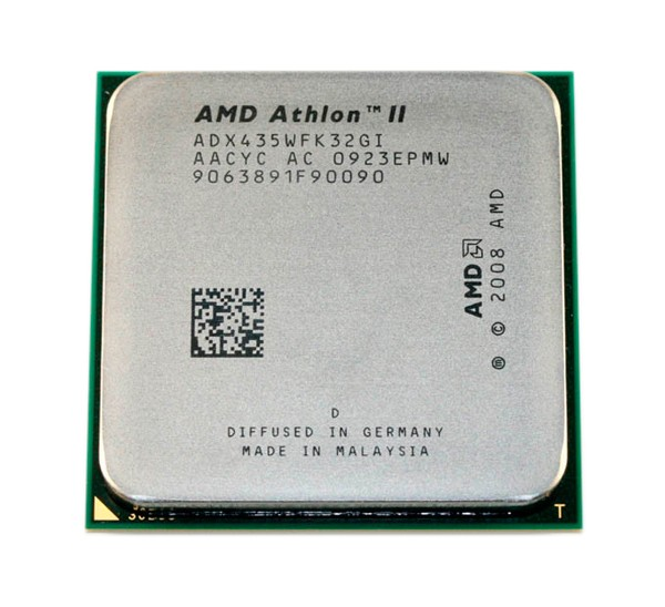 AM3 Athlon X3 435 ADX435WFK32GI