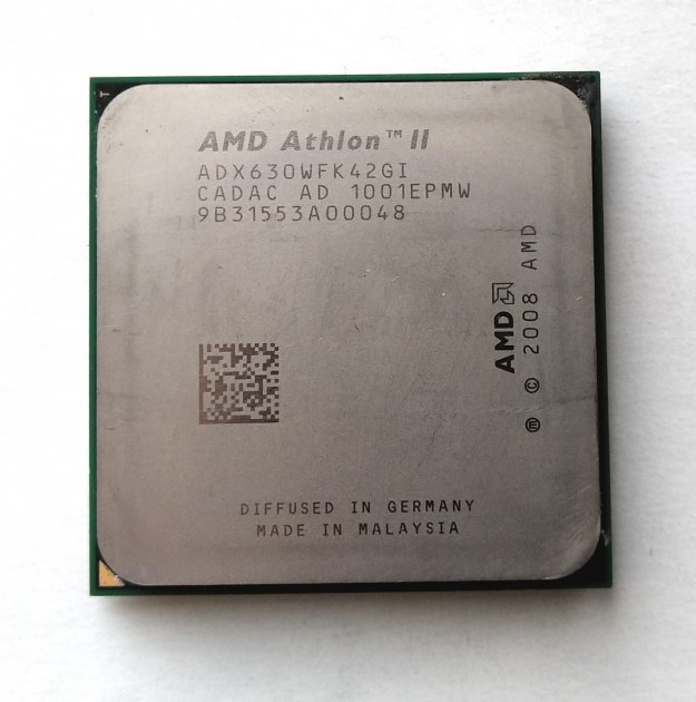 AM3 Athlon II X4 630 2,8Ghz