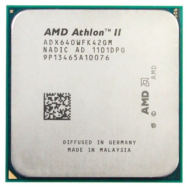 AM3 Athlon II X4 640 3,0Ghz